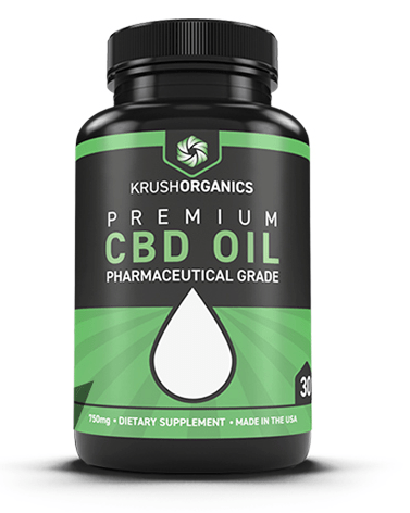 CBD Hemp Oil Capsules