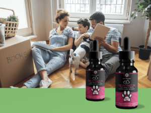 CBD and Hemp Oil Pet Products